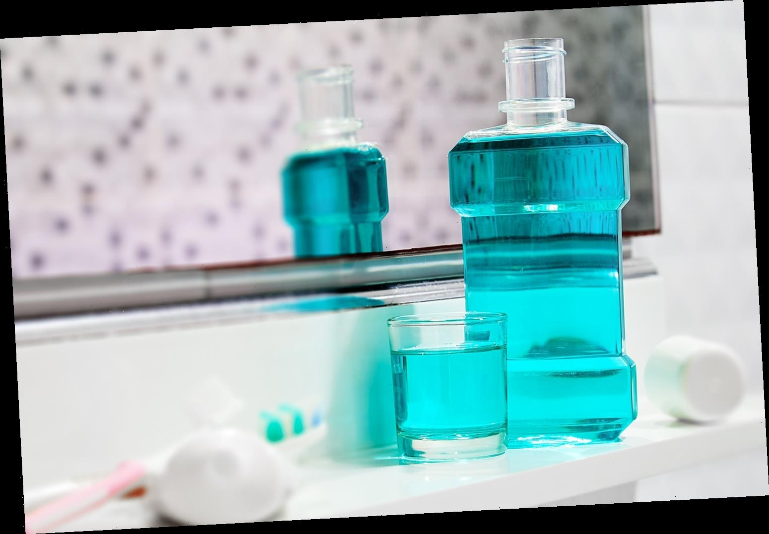 Experts Clear Up Misinformation That Mouthwash Can 'Inactivate' Coronavirus