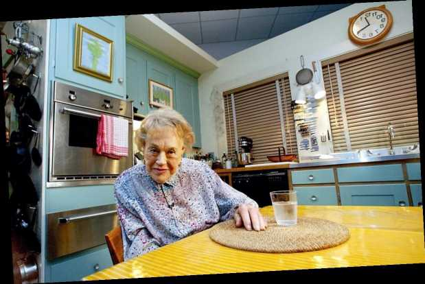 Julia Child Donated Her Entire Kitchen to a Museum
