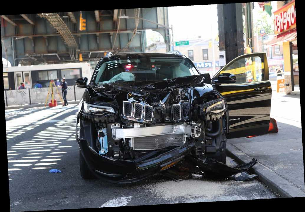 NYC traffic deaths hit 200 in deadliest year since de Blasio took office