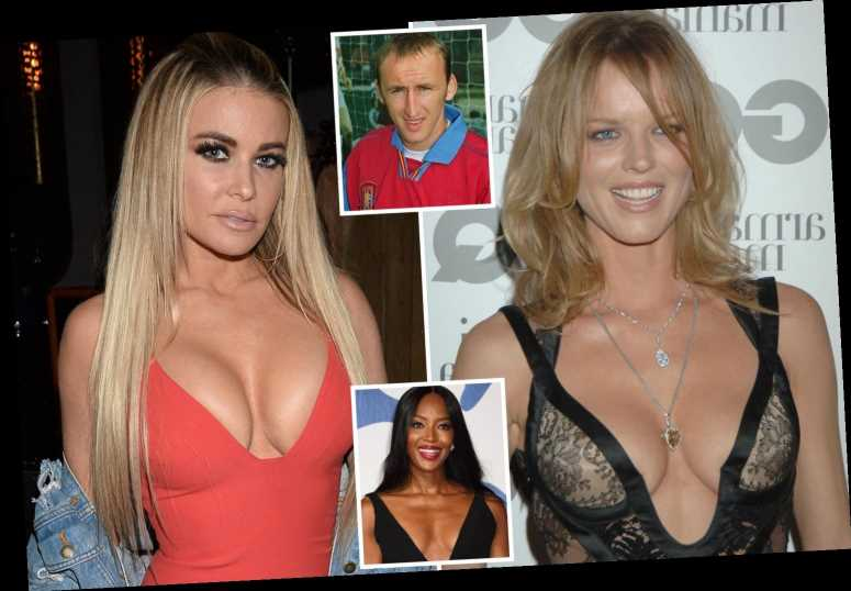 Curcic claims he slept with supermodels Naomi Campbell and Eva Herzigova but insists Carmen Electra was 'best in bed'