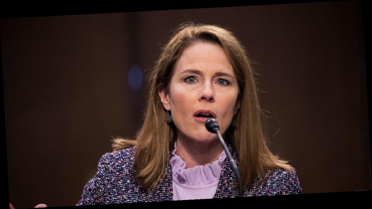 """""""I'm certainly not a scientist"""": Amy Coney Barrett's views on climate change – and why it matters"""