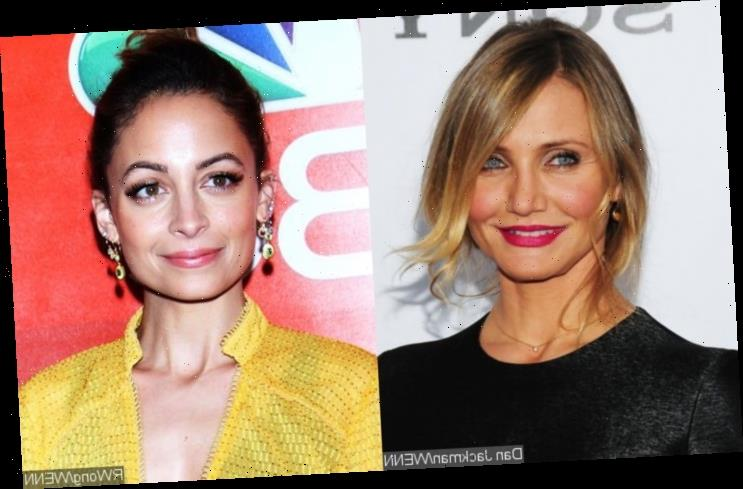 Cameron Diaz Has Playful Response to Fans Discovering Nicole Richie Is Her Sister-in-Law