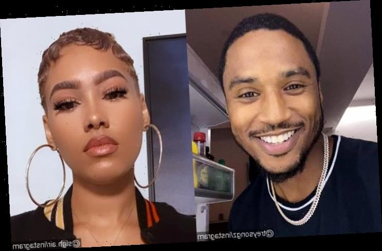 Trey Songz's Rumored New GF Saiyr Declares She's Single After Flaunting PDA