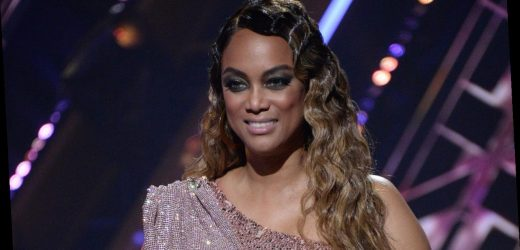Tyra Banks Denies She's Banned Housewives From 'DWTS'