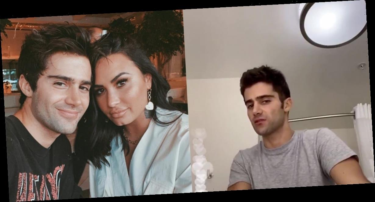 Demi Lovato's ex-fiancé Max Ehrich accused the singer of using him as a 'pawn' and called their breakup 'a calculated PR stunt'