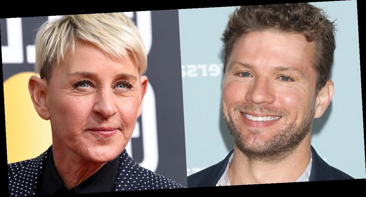 Ryan Phillippe mocks Ellen DeGeneres' 'be kind' mantra after tumultuous year for the talk show host