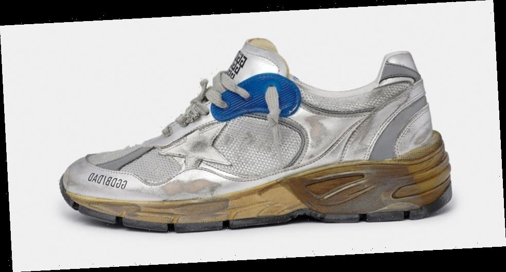 Golden Goose's 'Dad-Star' Is a Worn Out Luxury Sneaker