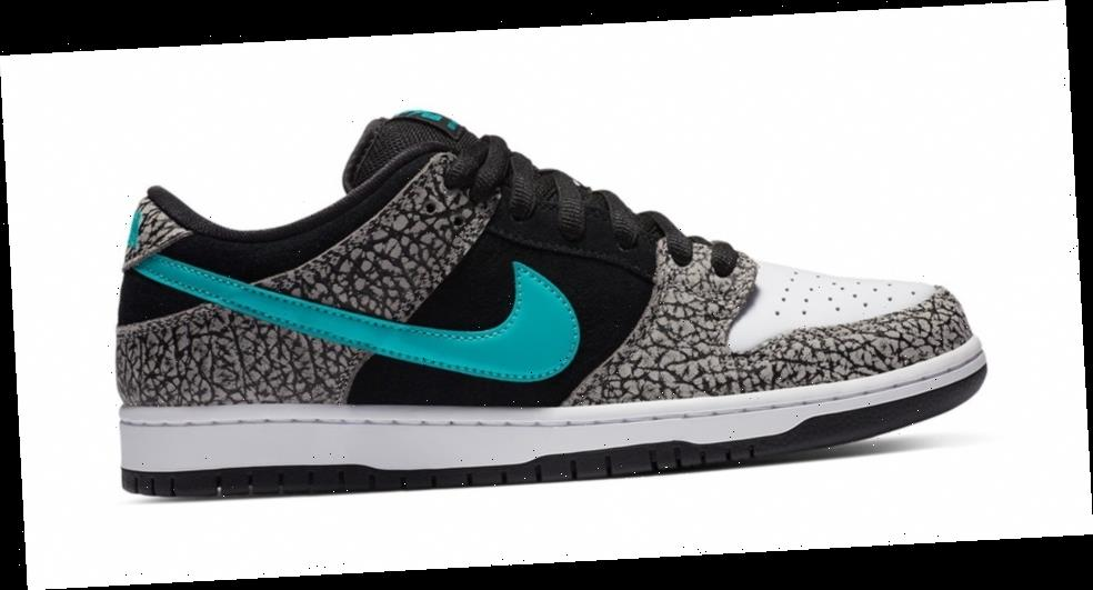 "Official Images of the Nike SB Dunk Low ""Elephant"""