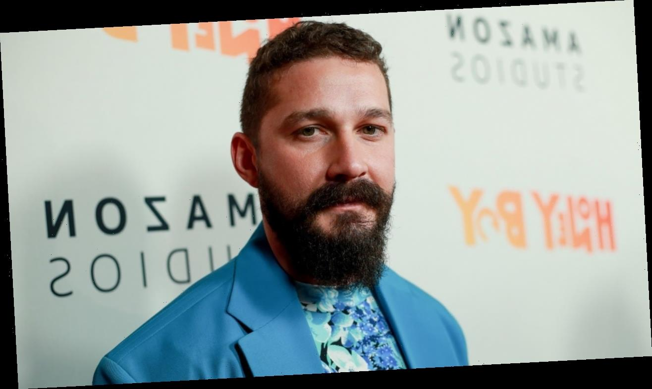 Shia LaBeouf Charged With Petty Theft and Battery Over June Incident