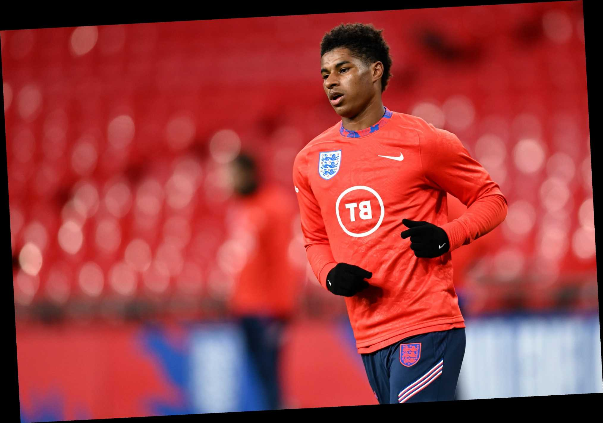 Man U's Rashford keeps pressure on government to feed kids