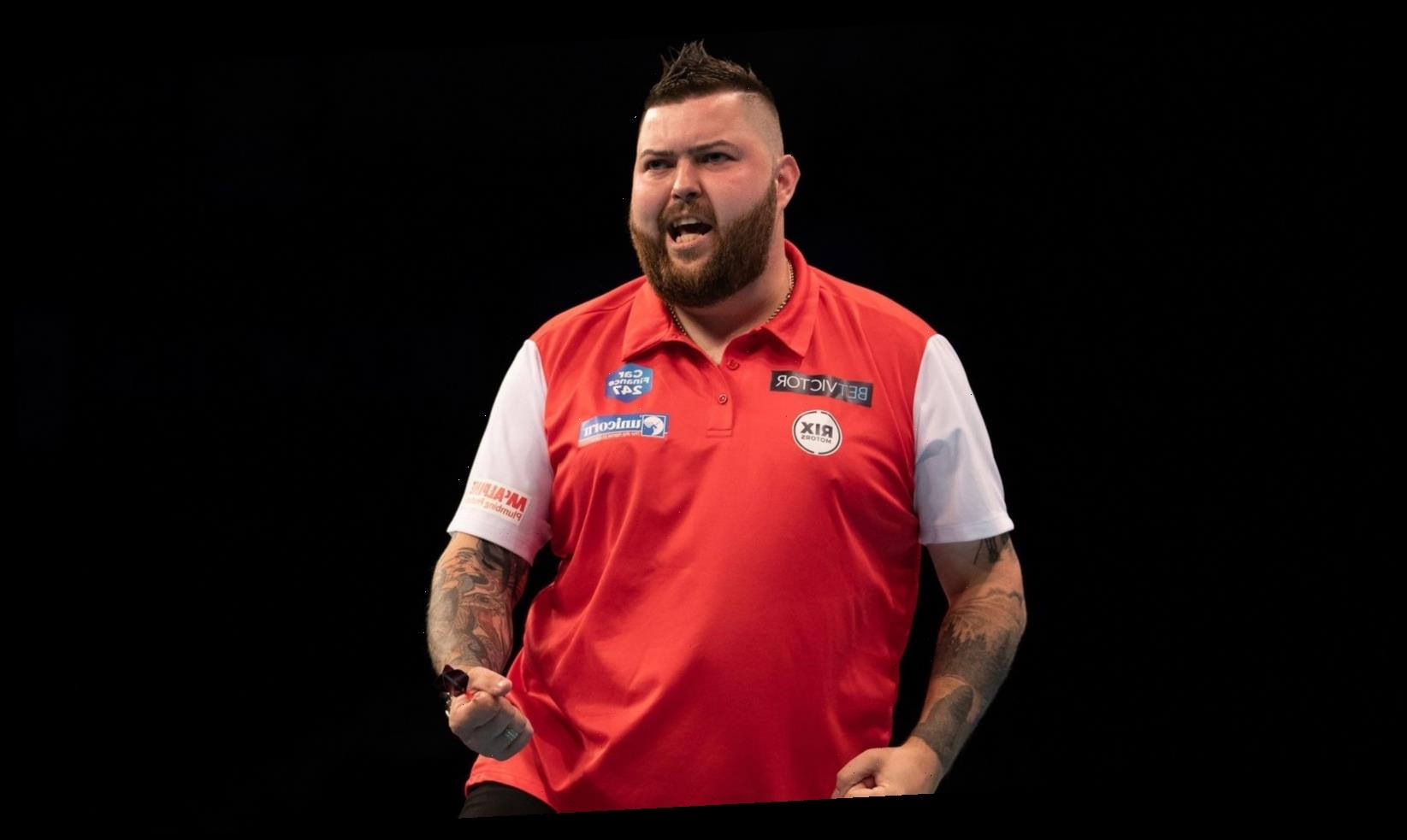 PDC World Cup teams announced: Michael Smith and Rob Cross to represent England
