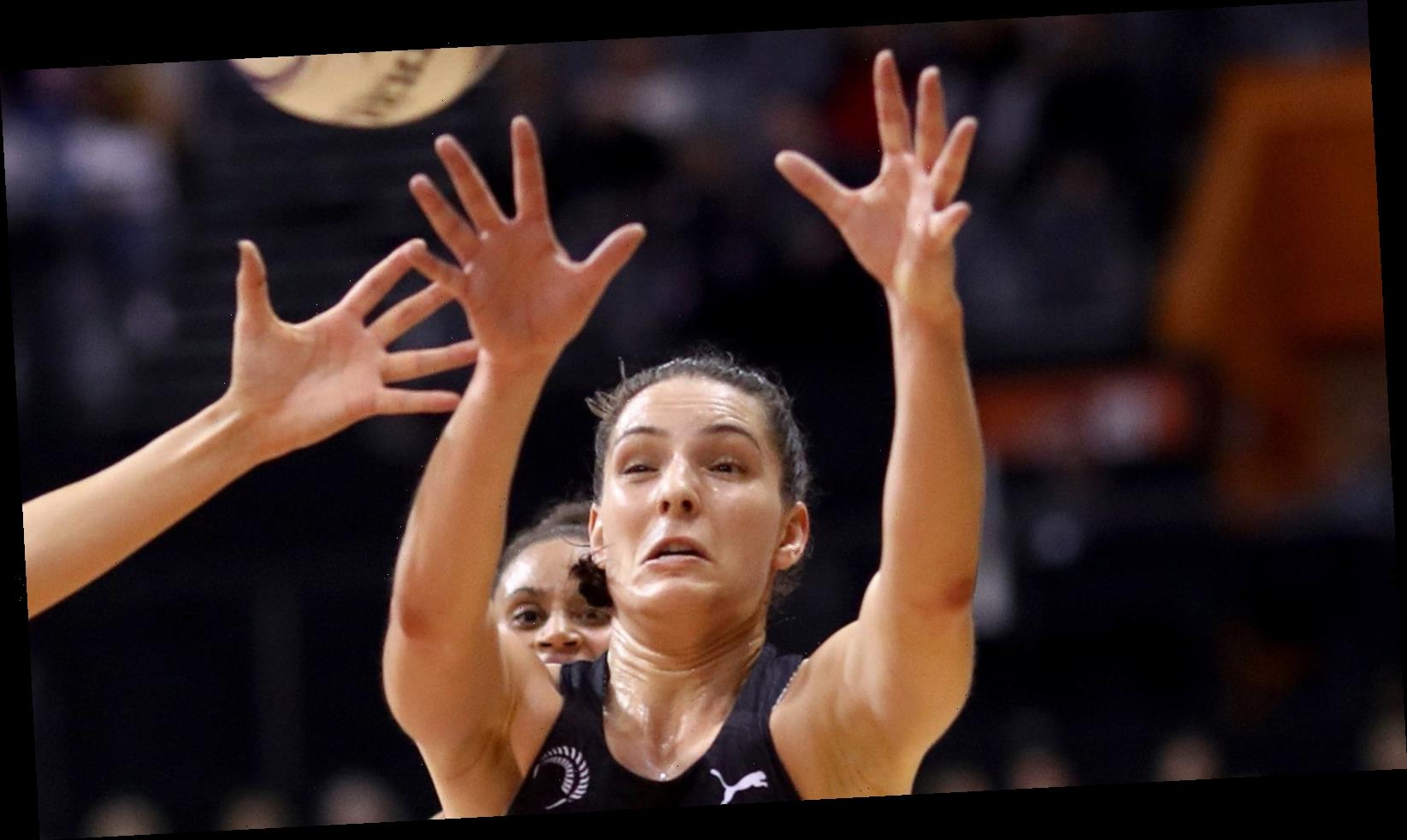 Jess Thirlby: England's Vitality Roses made Silver Ferns uncomfortable