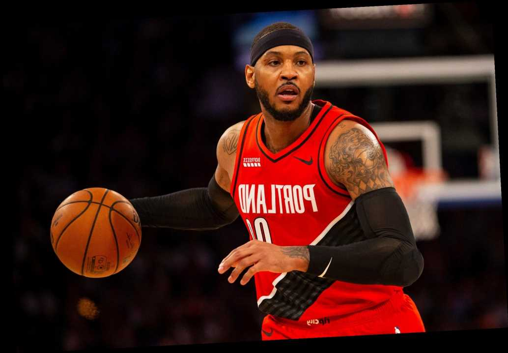 Carmelo Anthony heading back to Trail Blazers after career revival
