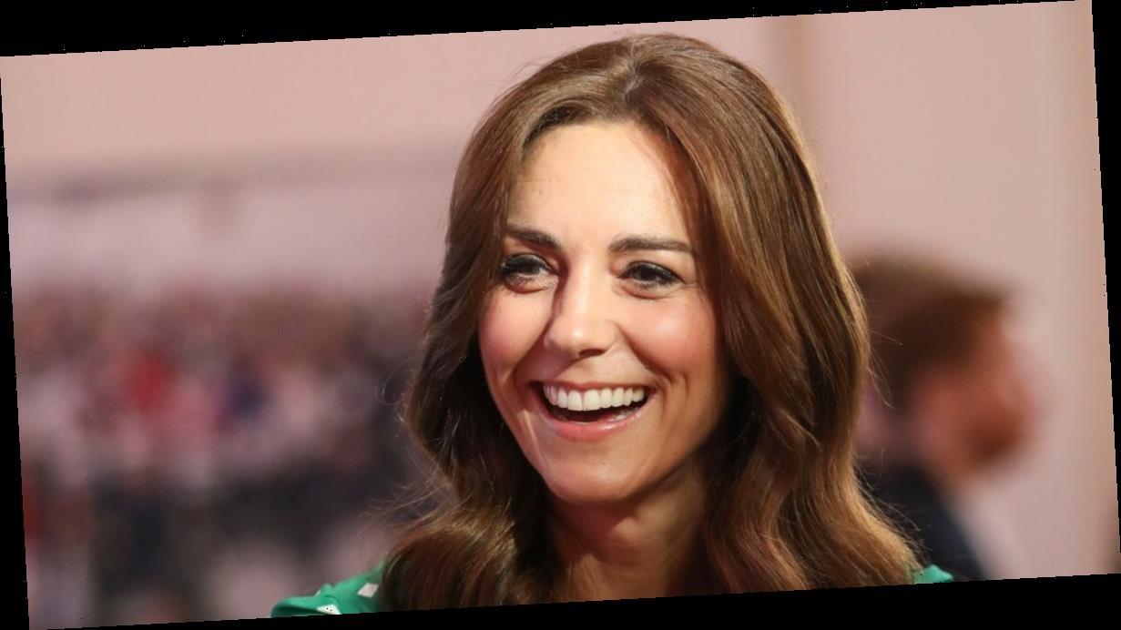 Kate Middleton showcases gorgeous caramel colour – as she joins Michelle Keegan on 'contoured' hair trend