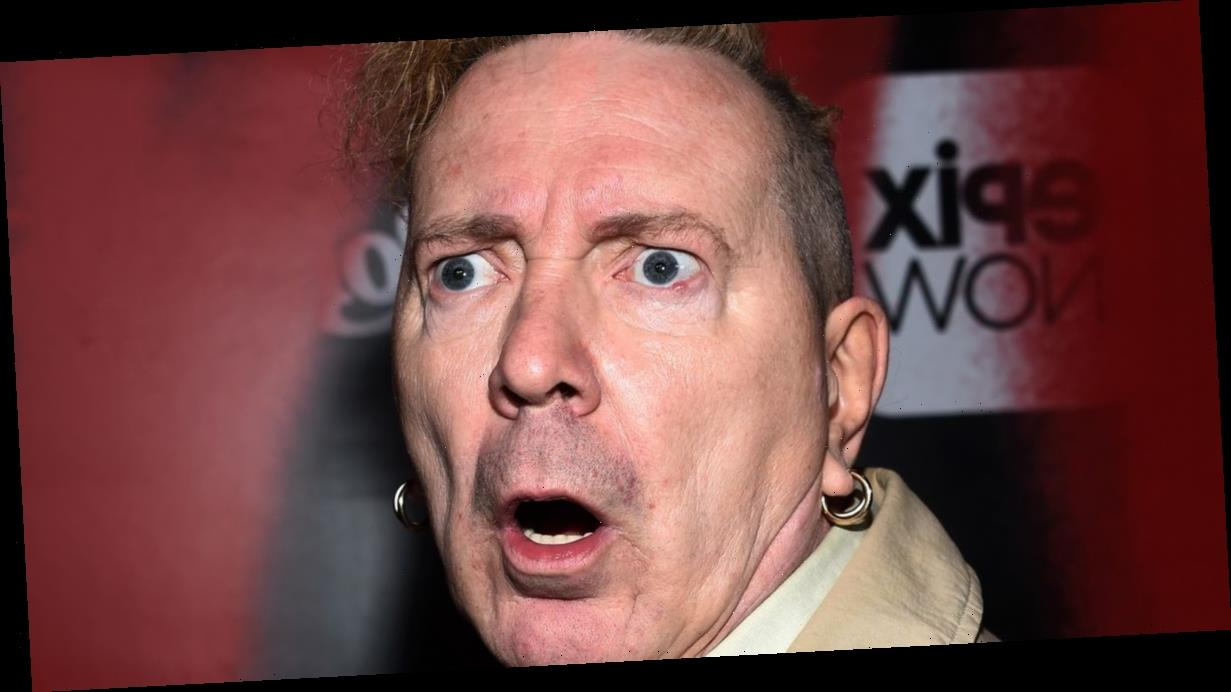 John Lydon suffers flea bite on his willy after letting squirrels into LA home