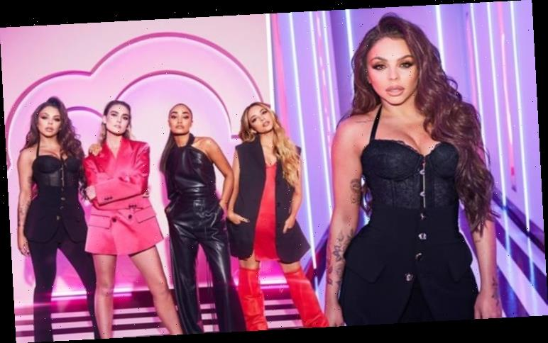 Jesy Nelson pulls out of Little Mix The Search final – here's why
