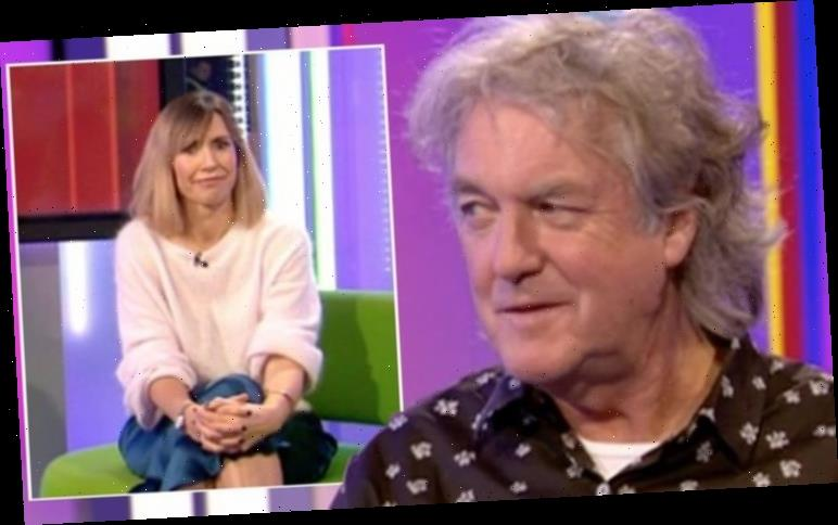 James May leaves Alex Jones horrified with spam fritter remark: 'Oh no! Meat in a can?'