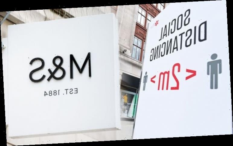 Marks & Spencer's latest shopping rules ahead of Christmas – including new online service