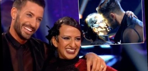 Giovanni Pernice whispers sweet message to Ranvir Singh after steamy Argentine Tango