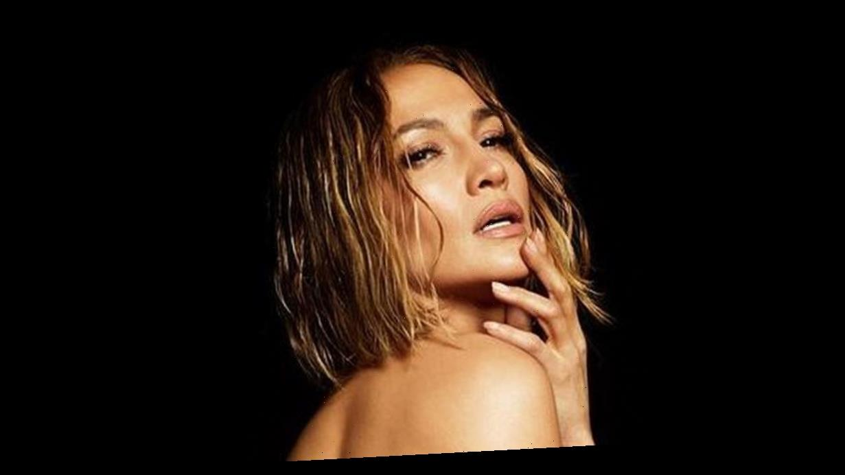 Jennifer Lopez shows off ageless beauty in scorching-hot single cover