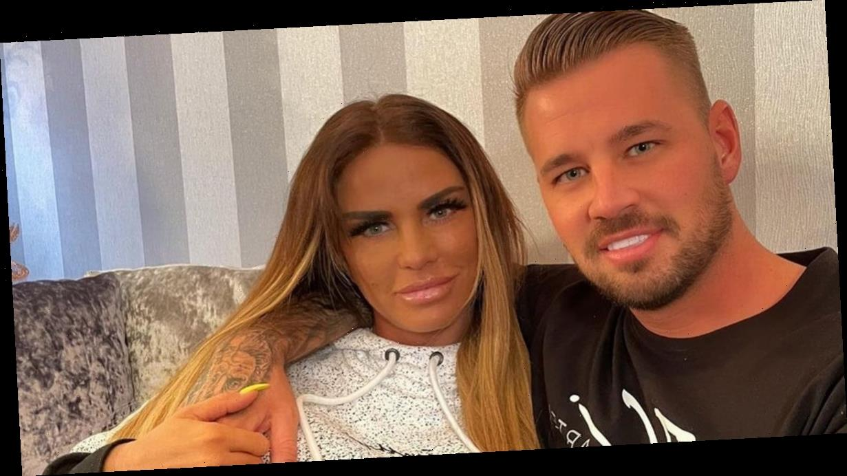 Katie Price and Carl Woods mark six-month anniversary after whirlwind romance