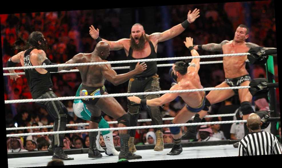 WWE 'planning to have fans back for Royal Rumble in January and for WrestleMania 37 and set to MOVE ThunderDome'