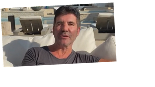 Simon Cowell makes first video appearance since he was nearly left paralysed in horrific accident