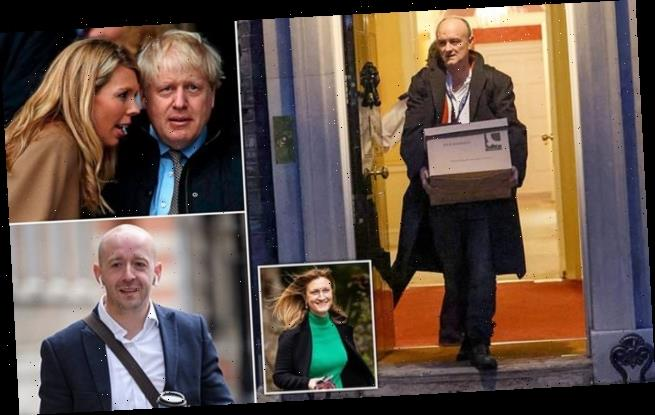 The hatreds, tears and tantrums behind the ousting of Dominic Cummings