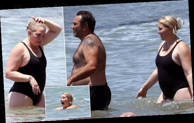 Prince Andrew accuser Virginia Roberts cools off with husband