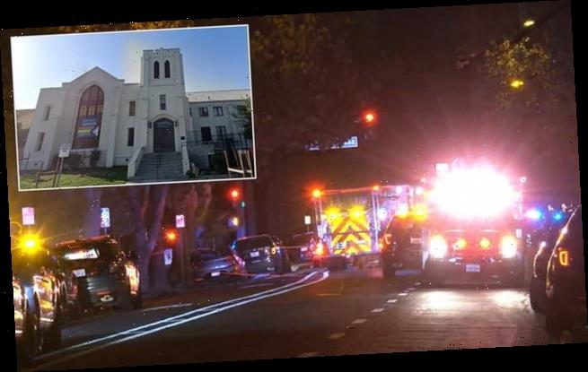 Two dead and multiple others wounded after stabbing at CA church