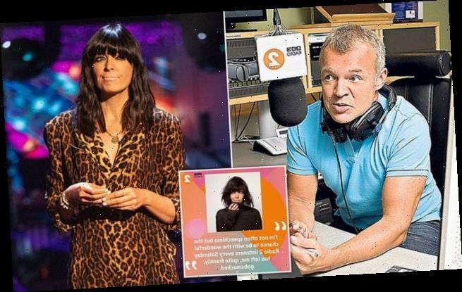Claudia Winkleman to replace Graham Norton on BBC Radio 2 on Saturday