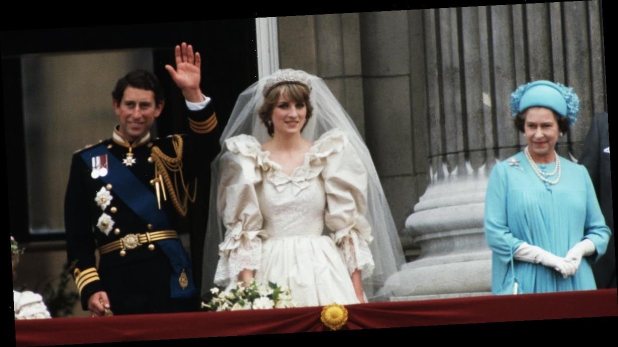 25+ Stunning Photos of Prince Charles and Princess Diana's Royal Wedding