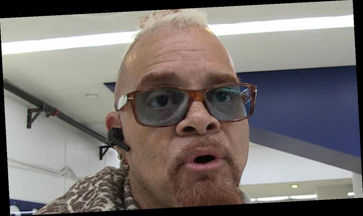 Sinbad's Recovering from a Stroke