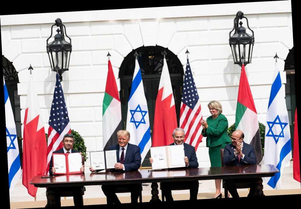 Will Joe Biden undo President Trump's progress toward Middle East peace?