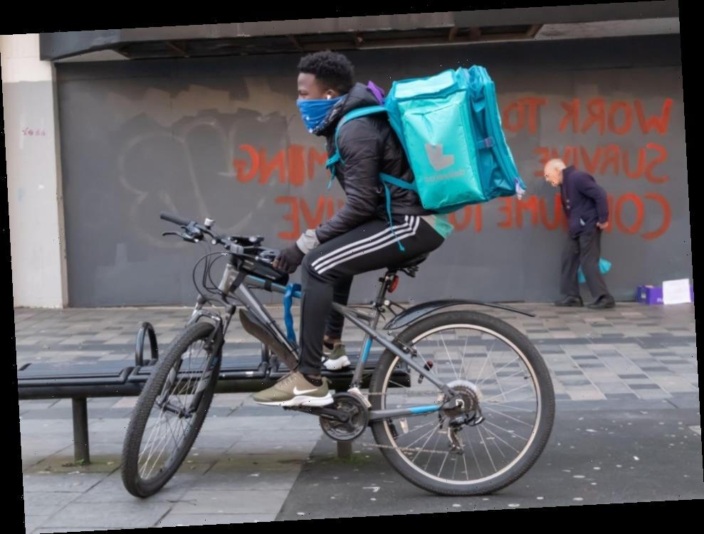 Deliveroo is doing 25% orders for Black Friday – and it includes Subway, Prezzo and Byron
