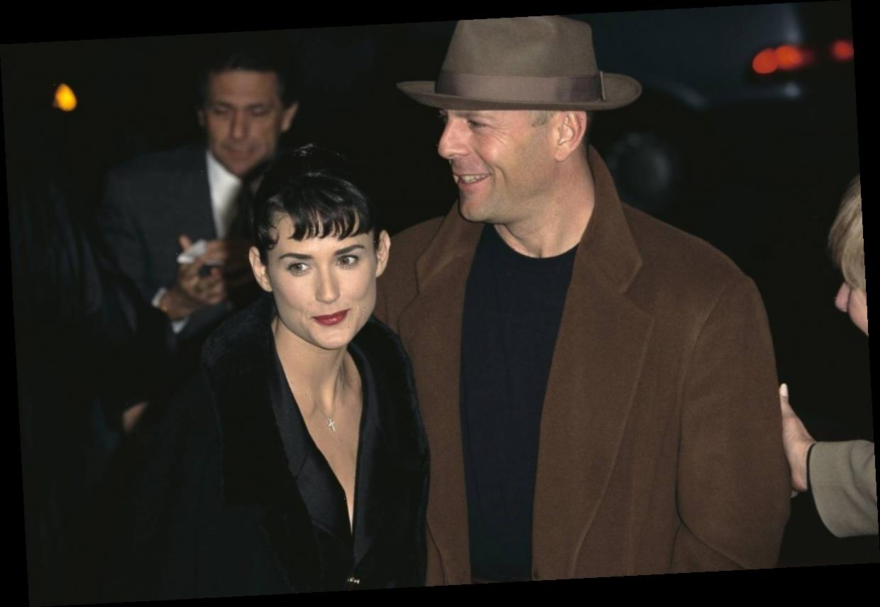 Bruce Willis Was on a Date With Another Woman When He First Approached Demi Moore