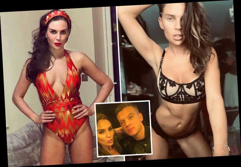 Danielle Lloyd reveals she wears saucy outfits for sex but rules out having threesomes