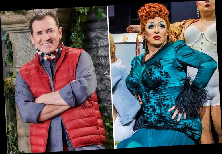 Shane Richie plans drag career after I'm A Celeb as he launches TV show 'Dads Do Drag'