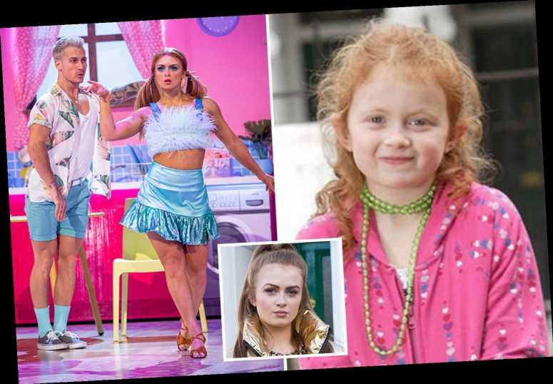 Strictly's Maisie Smith's incredible transformation from child soap star to singer to EastEnders favourite – The Sun