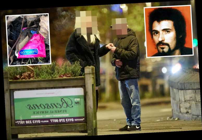 Our night inside UK's first legal red light district where self-styled 'Ripper' prowls & school girls are stalked home
