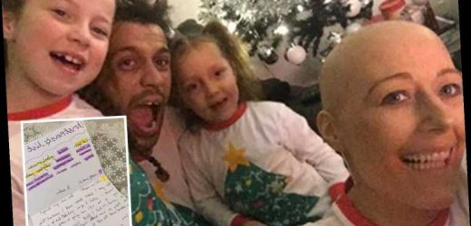 Girl, 9, writes heartbreaking letter to Father Christmas asking if elves will still come because of Covid lockdown