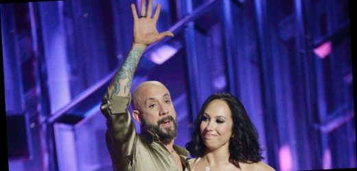 Cheryl Burke, AJ McLean Bond Over Sobriety on 'DWTS': We're 'Both Addicts'
