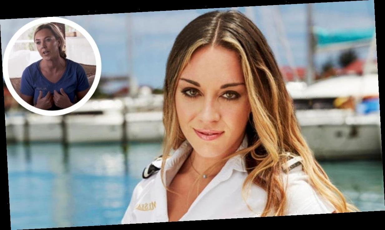 Below Deck: Elizabeth Frankini blasts Francesca Rubi after watching recent episode