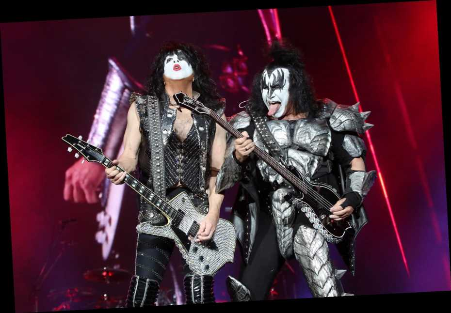 Kiss Plan Massive, Extravagant (and Safe) New Year's Eve Livestream Show in Dubai