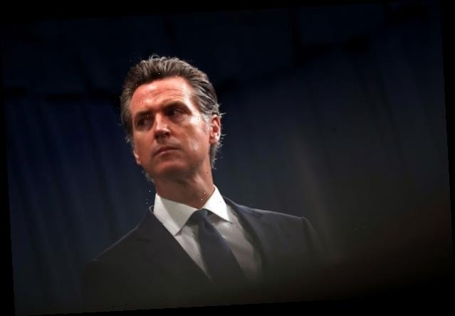 Newsom Apologizes for Attending Dinner Party at French Laundry