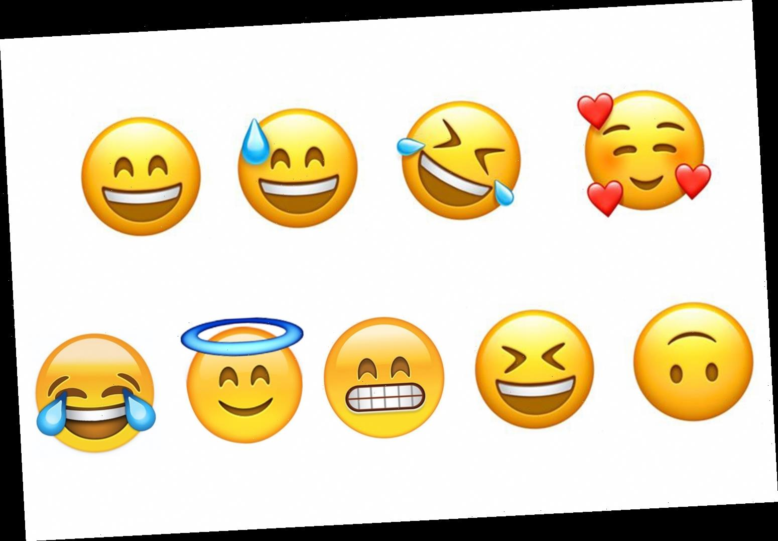 How to use all the face emojis – and what the open mouth smiley REALLY means will surprise you – The Sun