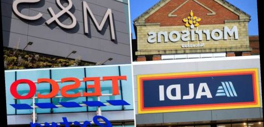 Supermarket Christmas and New Year opening hours for 2020 including Tesco, Aldi, Morrisons and M&S