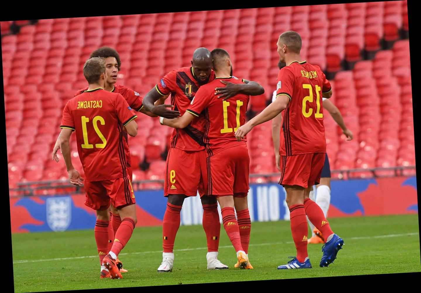 Football betting tips: Lukaku to score in Belgium vs England plus back three or more goals – Nations League predictions