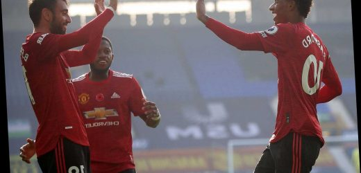 Football betting tips: Bruno Fernandes to score in Man Utd vs West Brom, plus Super Sunday – Premier League predictions