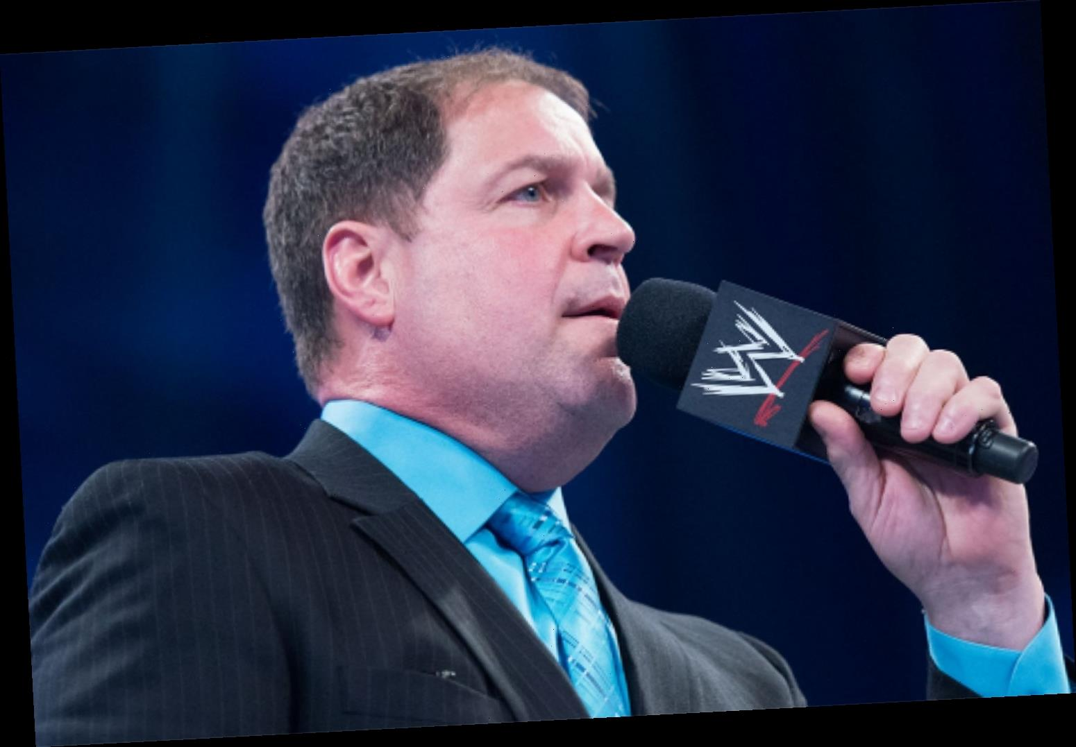 WWE axe 'up to 15 MORE' staff due to coronavirus pandemic including 30-year ring announce veteran Tony Chimel